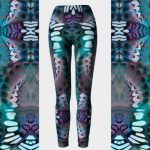 Butterfly Yoga Leggings