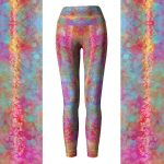 NEW! On the Wings of Angels - Printed Leggings