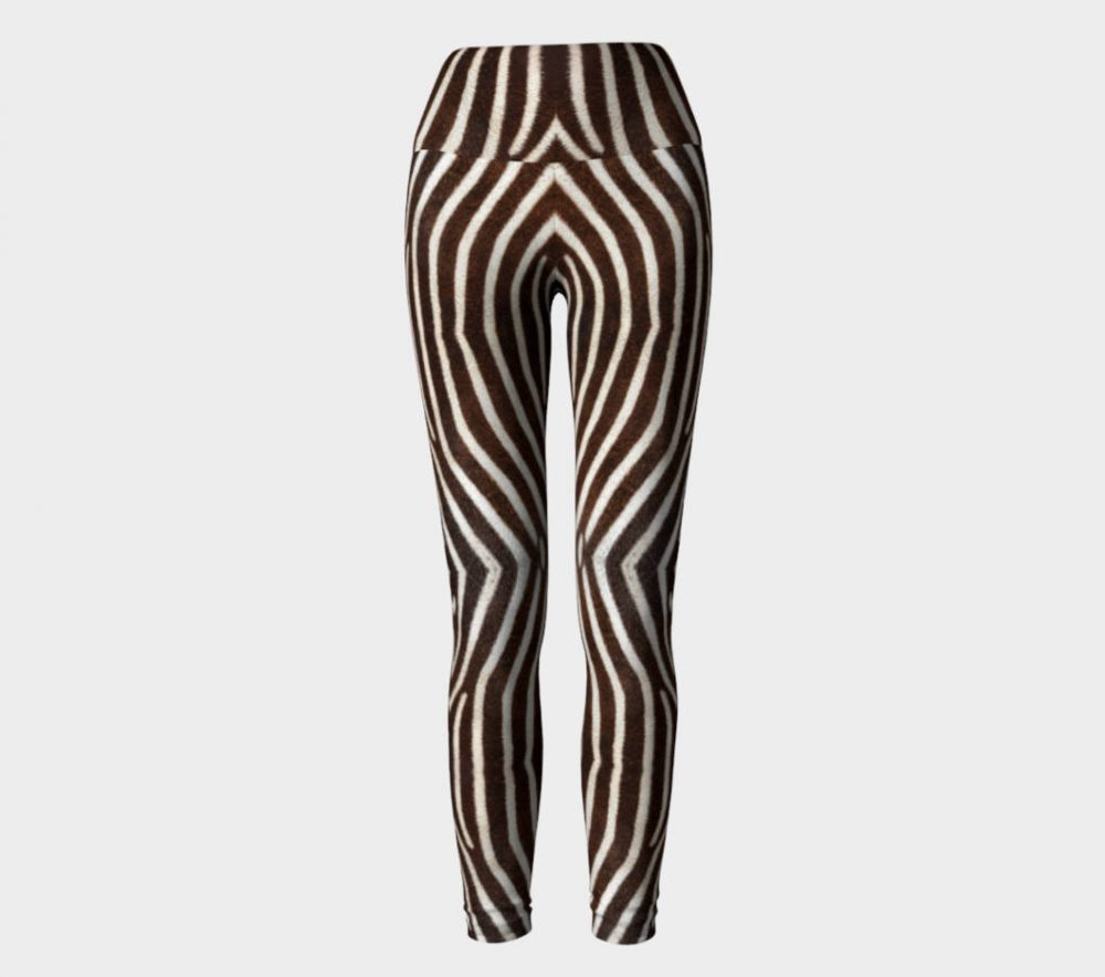 Zebra Leggings