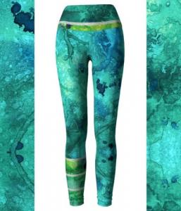 8387612bde401 Watercolor Ocean Mermaid Watercolor Ocean Mermaid